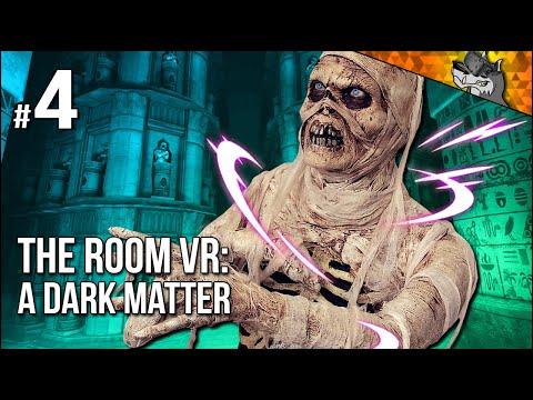 The Room VR: A Dark Matter | Ending | Raidinu0027 Your Tomb