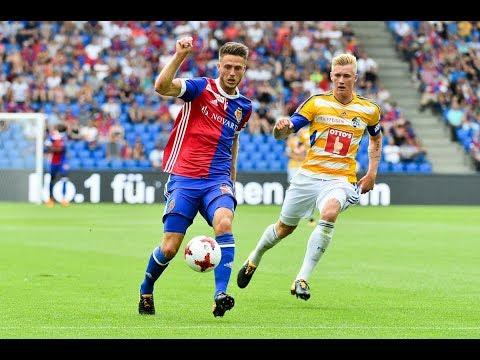 Highlights: FC Basel vs. FC Luzern (3:1) - 30.07.2017