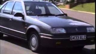 Renault 19 and Renault 21 review (1986–1996)