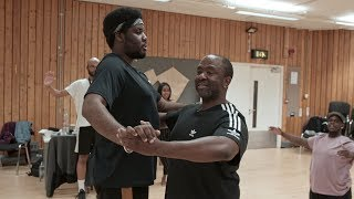 'Master Harold'... and the boys   Learning to Ballroom Dance