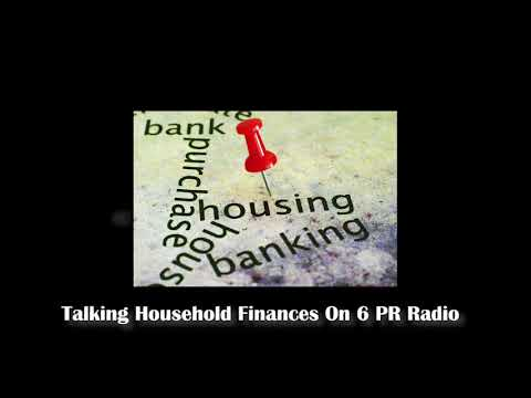 Discussing Household Finances With 6PR Radio