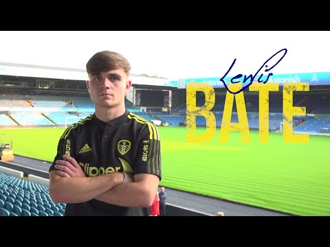 Lewis Bate joins Leeds United from Chelsea | First Interview