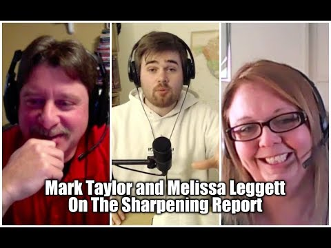 TSR Special: Corporate Christianity  Mark Taylor and Melissa Leggett on Generational Sin