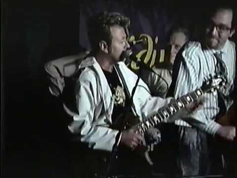 Les Paul with Brian Setzer and Slash