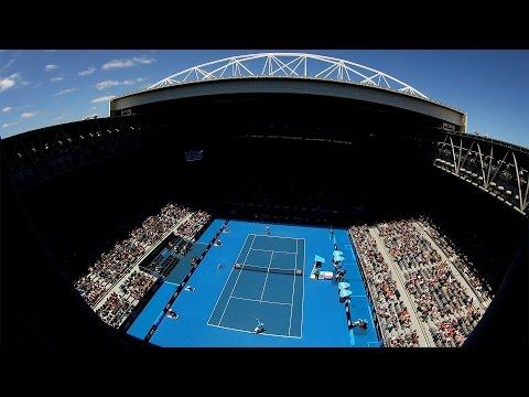 Australian Open Day 1 Hisense