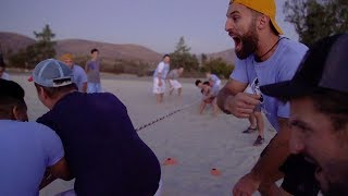 RABIL OLYMPICS IN SAN DIEGO | Rabil Overnight Day 2