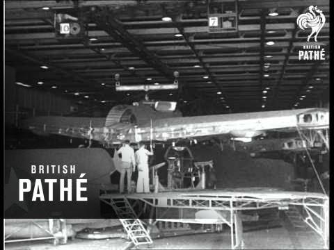American B24 Bombers AKA B29 Bombers (1942)
