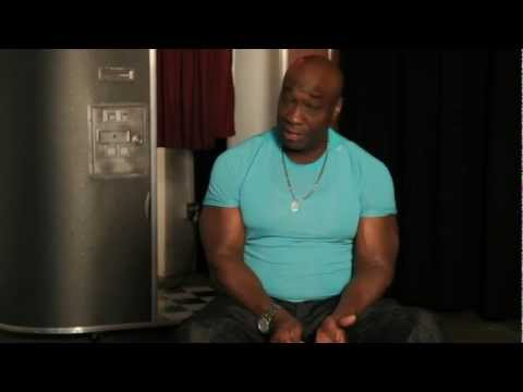 Michael Clarke Duncan - Vegetarian Goes Green Mile Exclusive Interview With PETA (Death RIP Tribute)
