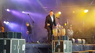 Let's Rock North East   Tony Hadley   Cut a long story Short