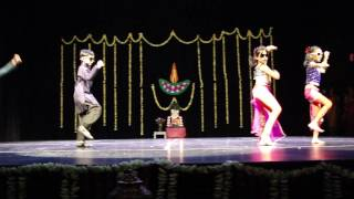 diwali 2016  aashi and friends