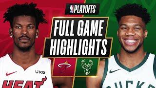 GAME RECAP: Bucks 109, Heat 107