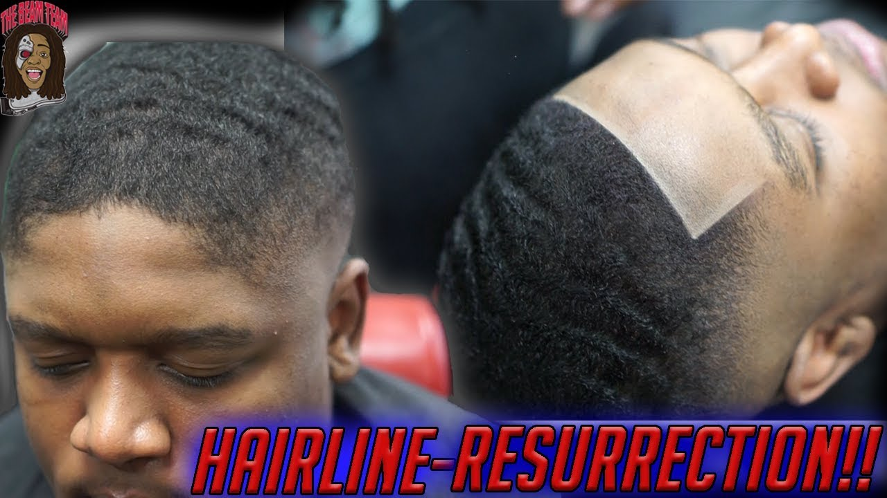 Must See Hairline Resurrection Hd Youtube