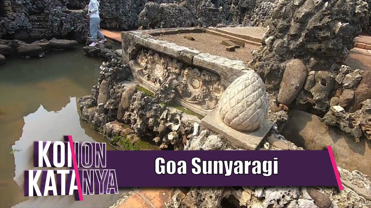 Jomblo Dilarang Pegang Patung Perawan Sunti Goa Sunyaragi Konon Katanya Eps 26 1 3 Youtube