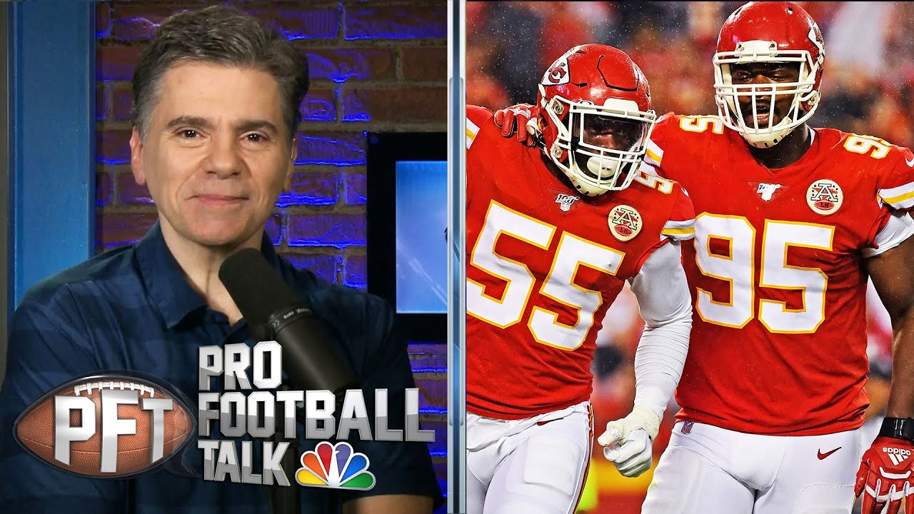 PFT Draft: Best pass rush duos in the NFL | Pro Football Talk | NBC Sports