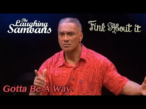"The Laughing Samoans - ""Gotta Be A Way"" from Fink About It"