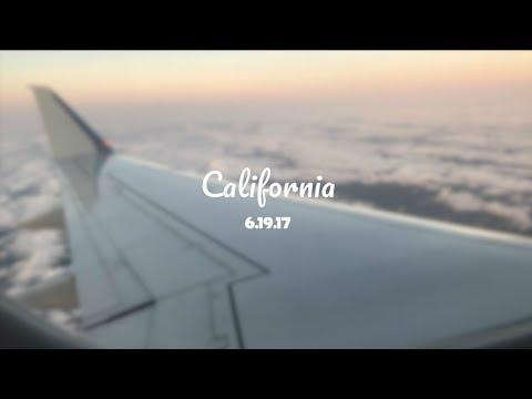 MEETING MY INTERNET FRIENDS, VISITING SANTA MONICA | California Vlog