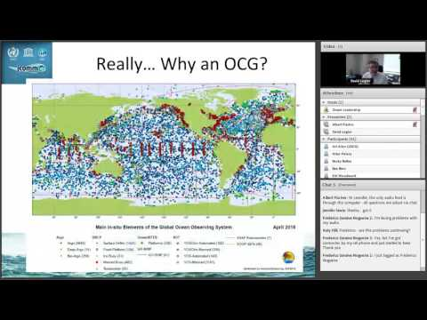 GOOS Web Series JCOMM Observations by David Legler