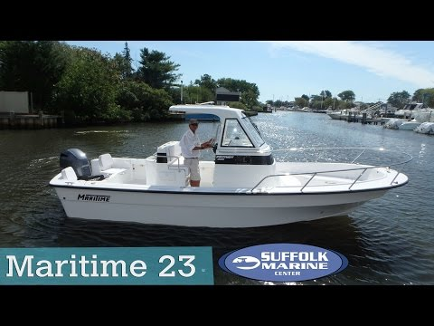 MARITIME 23 BOAT REVIEW