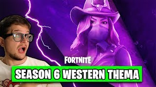 Fortnite SEASON 6 Teaser Trailer No 2 😱 New THEMA Battlepass Skin | Season 6 German German