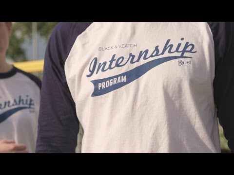 Black & Veatch Intern Experience: Exceeding Expectations