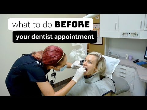 How To Prepare For Dental Appointments (5 Tips From A Dental Hygienist)
