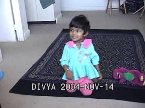 Divya November 2004