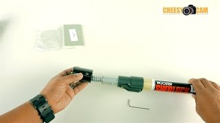 Diy Telescoping Camera Or Acccesory Extension Pole With Painter Pole Adapter