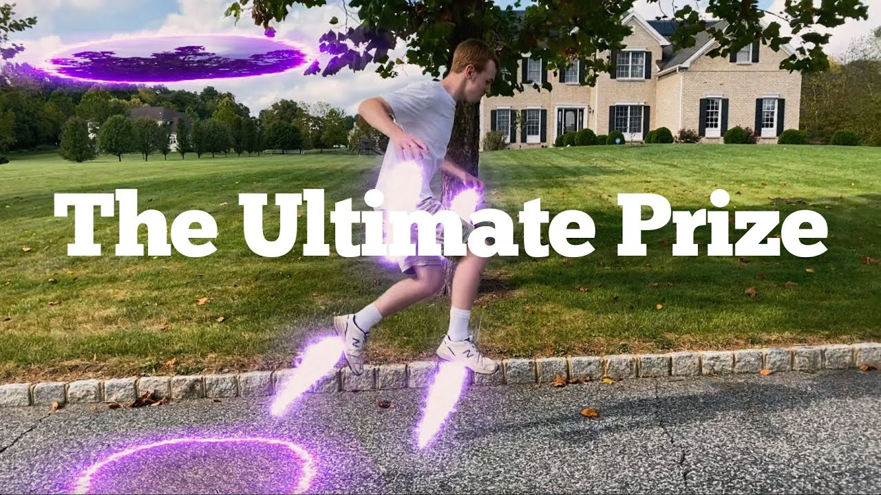 The Ultimate Prize | My Rode Reel 2020