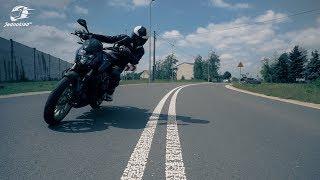 Jazda na motocyklu w kombinezonie. Czy warto? (Kombinezon SECA SRS)