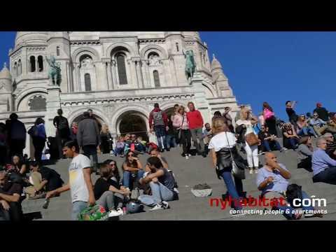 Exploring Paris: Montmartre