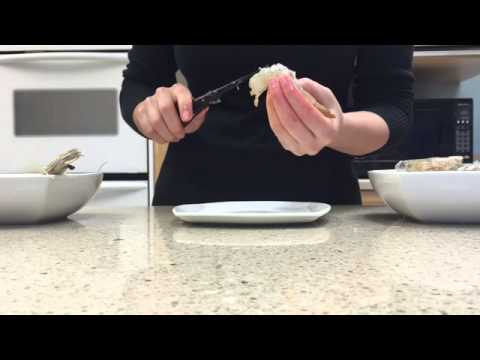Tupperware Prawn Peeler