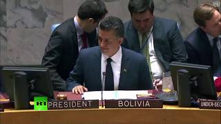 Заседание Совбеза ООН по ситуации в Сирии — LIVE