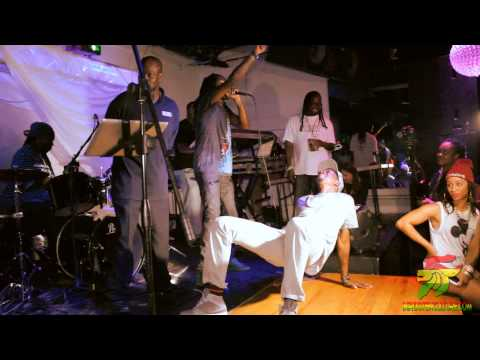 Pumpa and The Unit Live Performance 2014
