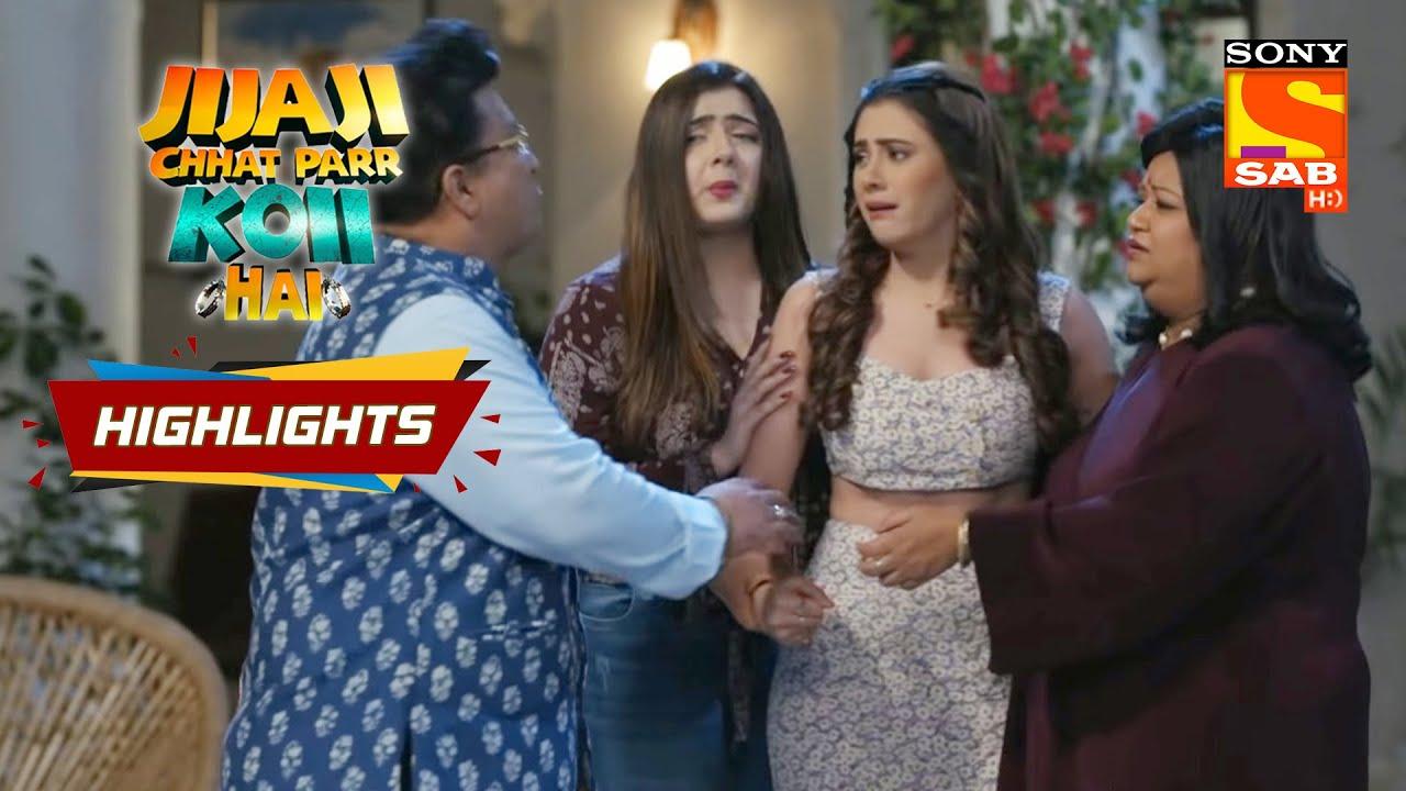 CP Is Scared Of Her Doppelganger | Jijaji Chhat Parr Koi Hai | Episode 41 | Highlights