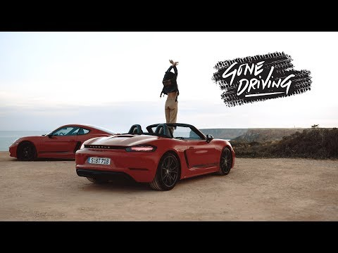 Gone Driving with Sorelle Amore – The Porsche 718 T Digital Detox Road Trip in Portugal
