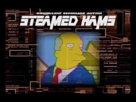 Steamed Hams but it's Metal Gear Solid
