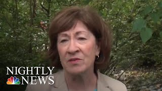 Allegation: Charges Would Have Been Filed If Alleged Attack 'As Bad As She Says' | NBC Nightly News