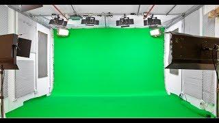 איך להכין מסך ירוק