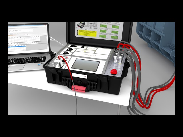 Transformer Testing - Automated Test Mode | DV Power