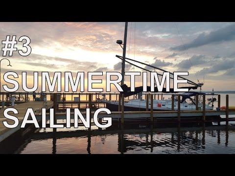 Sailing Tipsy Gypsy #3 - Summertime Sailing + Leaving West Michigan
