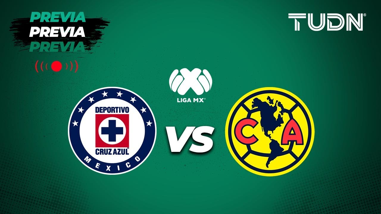Ver en VIVO Cruz Azul vs. Amrica por la Jornada 13 de la Liga MX