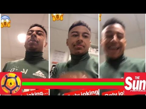 Jesse Lingard jokes Arsenal ace Alexis Sanchez is having Manchester United medical in hilarious Ins