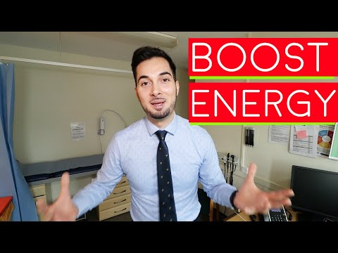 Boost Energy | Why Am I Always Tired | How To Get More Energy