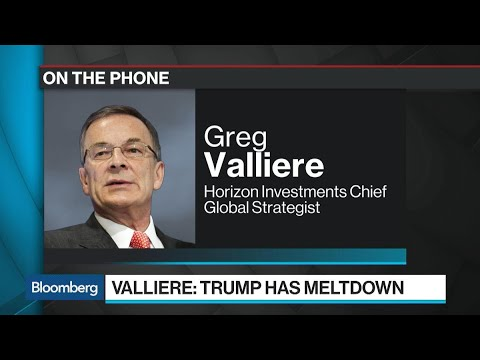 Strategist Valliere Says Kelly Failed to Curb Trump
