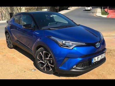 Test - Toyota CH-R Hybrid