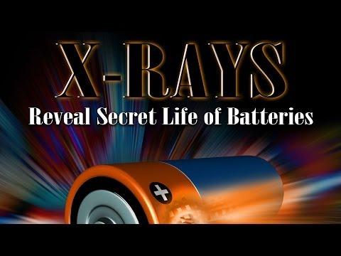 Public Lecture—X-rays Reveal Secret Life of Batteries