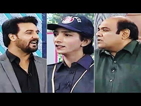 Download Youtube: Agha Majid As Dakku - 28 October 2017 - CIA   ATV