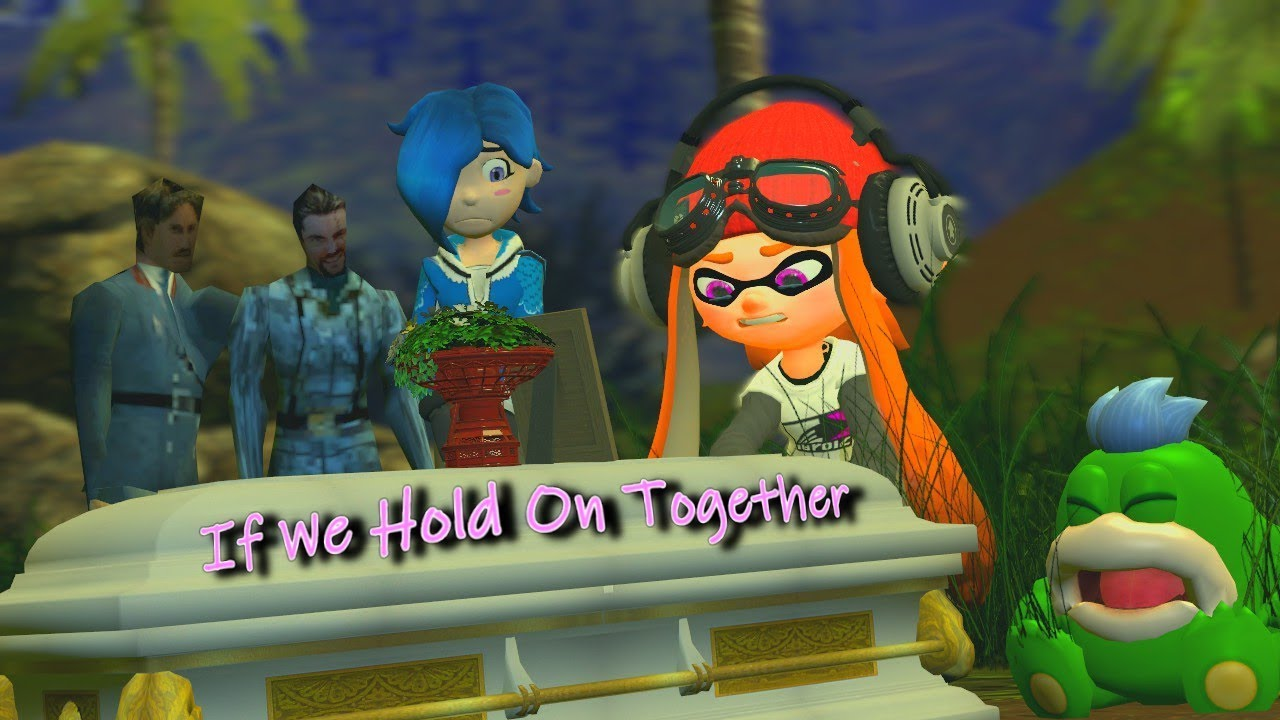 [Splatoon GMOD] If We Hold On Together Music Video