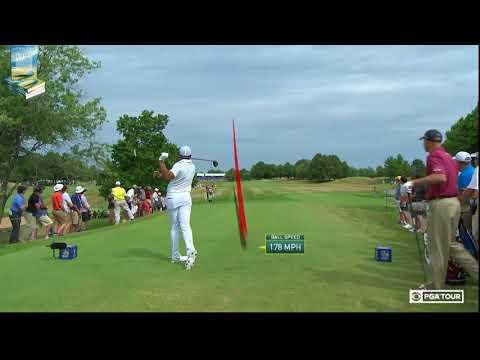 "Champion Jhonattan ""Jonny"" Vegas Few Golf Highlights 2016 RBC Canadian Open PGA Tournament"