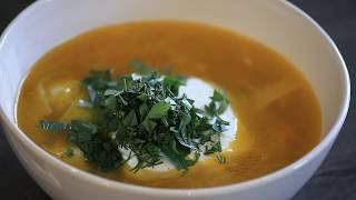 Кухня Макса № 14| Как сварить суп с куриными фрикадельками | Рецепт Cупа с куриными фрикадельками